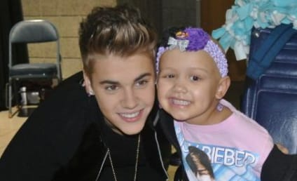Justin Bieber Visits with Cancer-Stricken Fan, Makes Dreams Come True