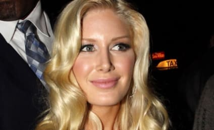 Heidi Montag Mocks Self For Financial Reform