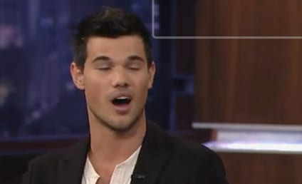 Taylor Lautner on Twi-Moms: Scary!