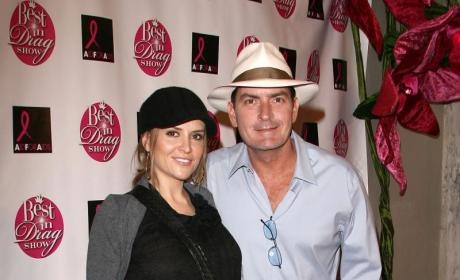 "Charlie Sheen's Uncle Refers to Brooke Mueller as a ""Drama Queen"""