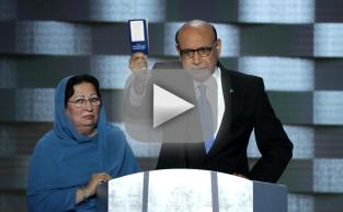 Khizr Khan Speaks at DNC, Captures Heart of the Nation