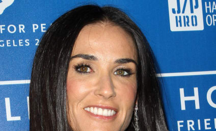 "Demi Moore ""Embarrassed"" by Hospitalization, Public Breakdown, Source Says"