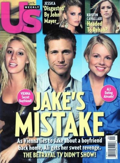 Jake's Mistake
