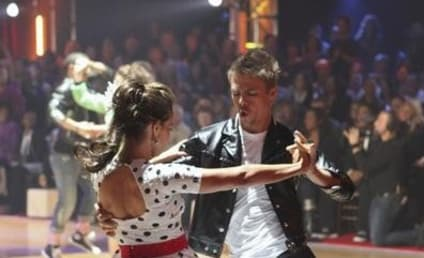 Dancing With the Stars Gossip: Poor Jennifer Grey Effort Blamed on Derek Hough Eyeliner Mishap