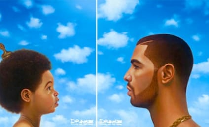 """Drake """"Nothing Was the Same"""" Album Cover: Is That Blue Ivy?"""