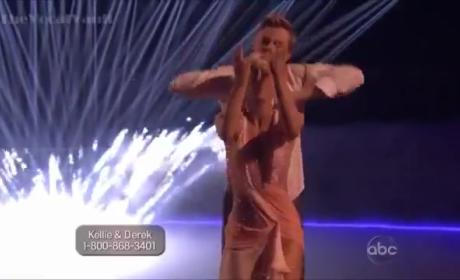 Kellie Pickler - Dancing With the Stars Finals (Freestyle)