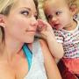 Kendra Wilkinson, Daughter