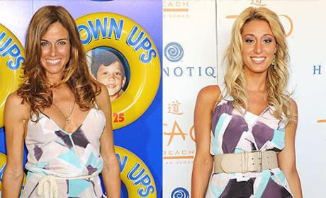 Who wore it better, Kelly Bensimon or Vienna Girardi?