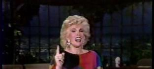 Joan Rivers Hosts the Tonight Show