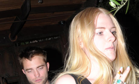 Imogen Ker: Dating Robert Pattinson?