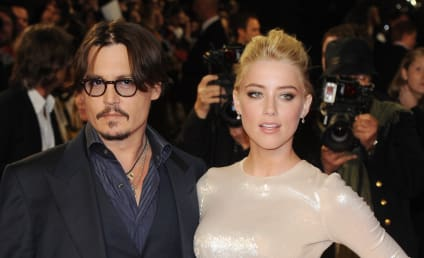 Amber Heard: Leaving Johnny Depp For a Woman?!