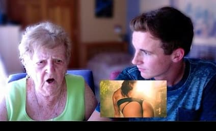 Grandmother Reacts in Horror to Nicki Minaj Music Video