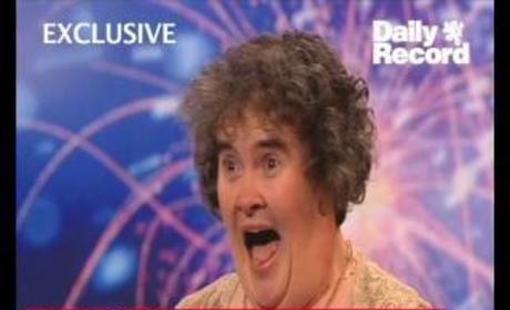 Susan Boyle, Cry Me a River