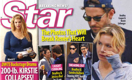 Renee Zellweger: Betrayed By Bradley Cooper?