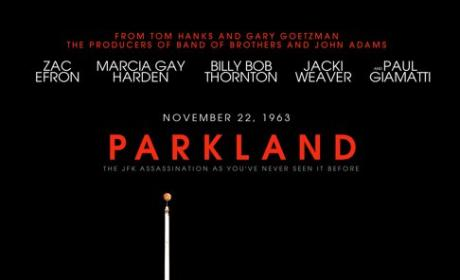 The JFK Assassination As You've Never Seen It Before: New Parkland Poster and Images