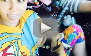Liam Hemsworth and Miley Cyrus: Cute Sing-Along Takes A Weird Turn!