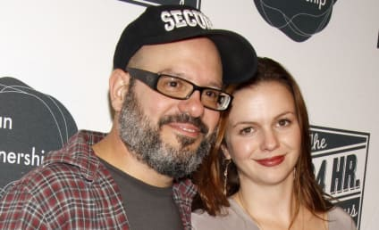 David Cross and Amber Tamblyn: Engaged!
