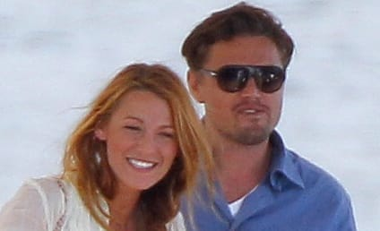 Blake Lively and Leonardo DiCaprio: It's Over!