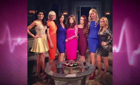 Joyce Giraud and Carlton Gebbia: Fired From The Real Housewives of Beverly Hills?