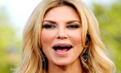 Brandi Glanville: Sort of Sorry for Molestation Joke!