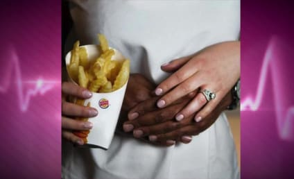 Kanye West Gives Kim Kardashian Burger King Restaurants as Wedding Present
