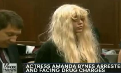 Amanda Bynes Appears in Court, Says Bong Was Just a Vase, Released on Recognizance