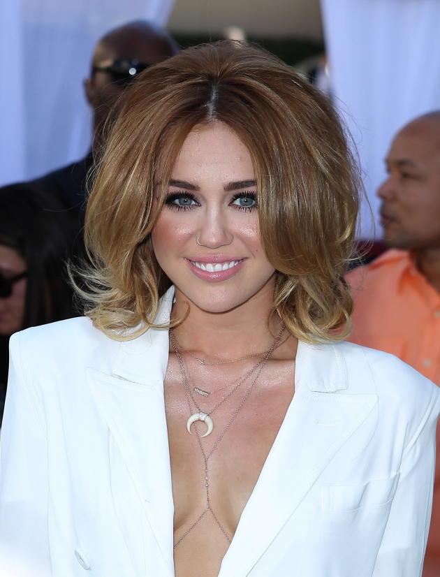Miley Cyrus Fashion Choice