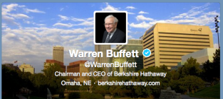Warren Buffett Joins Twitter, Gains Followers Even Faster Than Cash