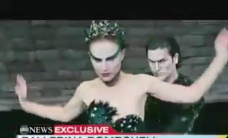 "Sarah Lane Calls Out ""Facade"" of Black Swan"