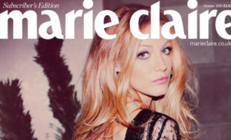 Blake Lively Marie Claire UK Cover #2