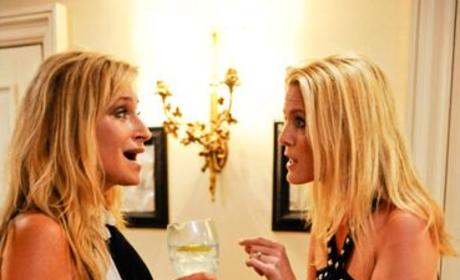 The Real Housewives of New York City Recap: Showing Some Skin
