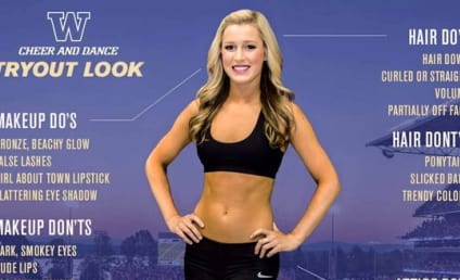 University of Washington Apologizes for Body-Shaming Cheerleader Poster