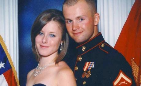 Marine's Pregnant Wife Still Missing