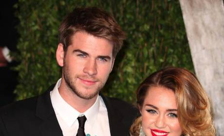 """Liam Hemsworth """"Embarrassed"""" By Miley Cyrus, But Will They Split?"""