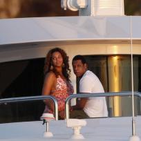 A Caribbean Couple