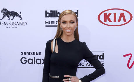 Giuliana Rancic at Billboard Music Awards