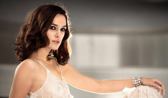 Keira Knightley for Chanel