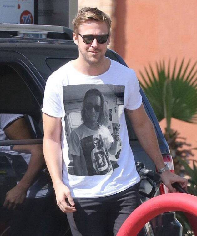 Ryan Gosling Macaulay Culkin Shirt