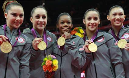 USA Gymnastics Team Wins Gold!