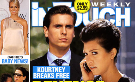 Kourtney Kardashian & Scott Disick: Broken Up... and Married!