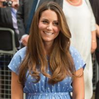 Kate Middleton Pregnancy Dress