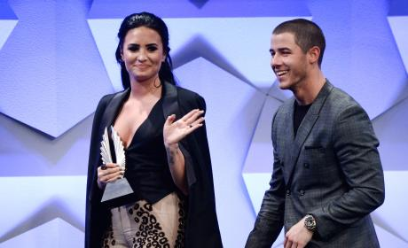 Demi Lovato and Nick Jonas Cancel Concerts, Protest North Carolina's Anti-LGBT Law