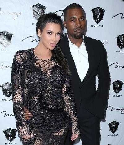 Kanye West, Baby Mama