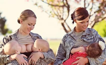 Military Moms Breastfeeding in Uniform: National Pride or Over the Line?