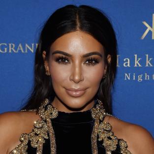 Kim Kardashian at Da Club