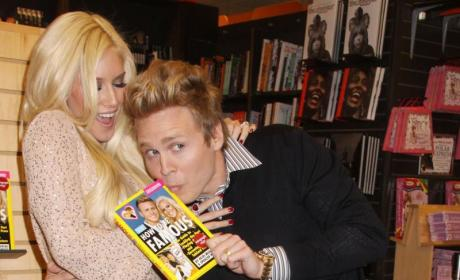 Heidi Montag, Spencer Pratt Seek Hills Spinoff