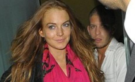 Lindsay Lohan Opens Up About Life, Career, Relationships ... Remains Mum on Anorexic, Annoying Personality