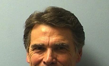 Rick Perry Mug Shot: All Smiles For Texas Governor Despite Indictment