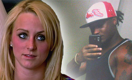 Leah Messer: Loving Life at Home with T.R. Dues! And His Kids!