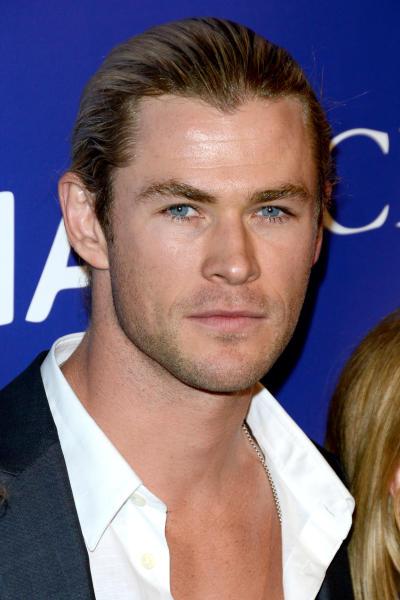 Chris Hemsworth Photograph